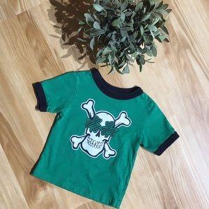 💥3/$25 St. Patrick's Day Shirt Size 9-12 Mon.